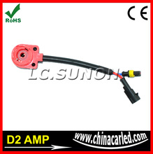 Best quality D2S AMP connector HID cable