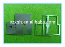 multi- functional stamping Nickel sliver metal shielding case /screening box/metal shielding cover