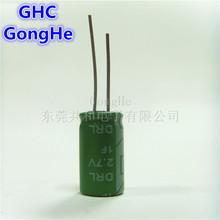 HOT sales radar detector 1f 2.7v super capacitor