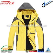 varsity jackets with attached hidden hoods rain jacket