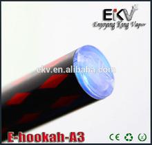 2014 colorful design slim beauty electronic hookah pen wholesale