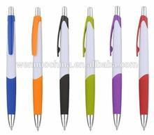 promotional logo pen plastic import pen