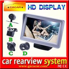 4.3 inch car tft lcd dashboard monitor motorized car monitor for toyota