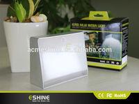 Solar 64 LEDs Remote Control Flood Light with Day/Night Sensor