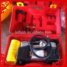 HF-5060AB(2) DC12V Car air compressor portable car air compressor air pump tire inflator