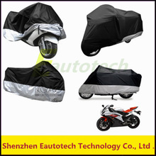 Standard Motorcycle Cover for Yamaha Virago 535 XV535 Virago 750 1100 XV750 1100
