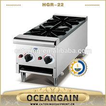 HGR-22 new model gas stove 2 burner china