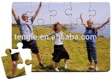 unique design fridge magnet puzzle personalized 2014