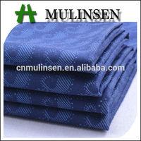 Mulinsen Textile Custom Design Woven Sateen Printed Cotton Men Shirt Fabric