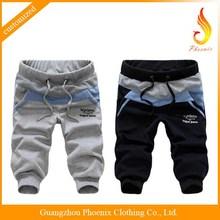 custom hot sale cut and sew shorts
