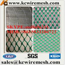 Factory!!!!! Best choose!!!! KangChen good quality green 100% nylon monofilament fish mesh net,edge mesh mono or multi