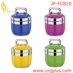 JP-FCB10 Best Price Eco Friendly Lunch Box Paper Food Container