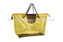 Branded designer PVC Christmas shopping bag
