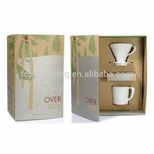 Qingdao Coffee Mug Box Manufacturer Made In China