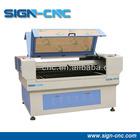 acrylic/wood co2 cnc laser cutting machine price/portable cnc laser cutting machine SIGN CNC 1412
