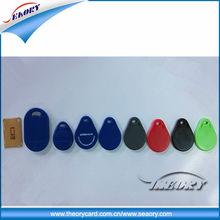 Promotional custom heart shape plastic acrylic key holders key tags for sale /Key Tag