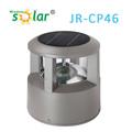 Güneş led ışıkları bahçe güneş aydınlatma sistemi açık ve kapalı kullanım reçine bahçe ışık( jr- cp46)