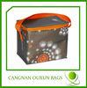 Hot sales cooler bag with logo,cooler bag for beer bottle,folding cooler bag