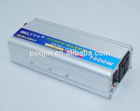 dc inverter 1500W solar air conditioner 220v 50hz 110v 60hz converter