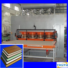 High quality Melamine moulding machine