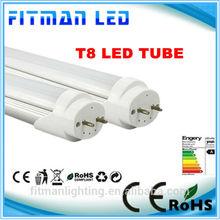 2014 led factory directly wholesale good price led tube light t8 28w
