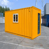 quake protected flexi tank for 20 ft container