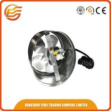 8-Inch 400CFM Hydroponic ventilation in line duct fan /stainless steel fan