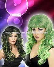 YZK-PW115 Carnival wigs for lady