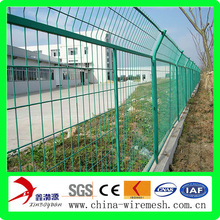 highway guardrail road barrier / wire mesh fence (Factory!! ISO9001 & CE)