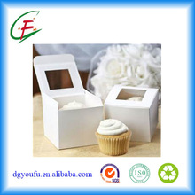 Top Sale Folding Wholesale Box Cupcake With Fancy Structure