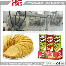 Top quality fully automatic potato crisps equipment /Pringles potato crisps equipment /Lays potato crisps equipment