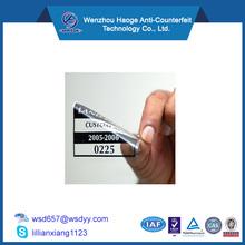 Eco-friendly Clear Window Static Cling sticker