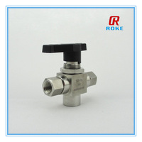 Quick Turn-off Ball Valve for CNG Dispenser and Repair Kit