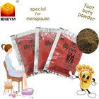 Chinese Best selling foot bath powder specialized for menopause,elderly care product