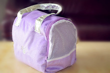 soft touching fancy cloth pet cage