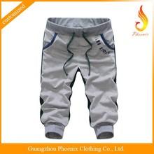 high quality comfortable mens fleece shorts