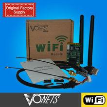 Hot sale VONETS 300Mbps DIY wifi module VM300 wireless router board