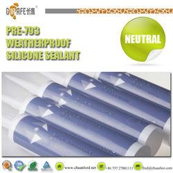 GIRAFE PRE-793 RTV-1 neutral weatherproof colored silicone sealant