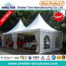 Fireproof 2040 pvc truck roof top tent