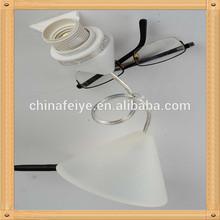 White Cord Set Single Pendants ,pendant lamp