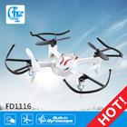 FD1116 weili quadcopter gopro 2.4G 4CH dji quadcopter