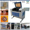 table top small laser engraver / plastic sign laser engraving machine with CE QD-5040/QD-5030
