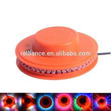 RGB Colorful Effect Rotating Mini Round LED Magic Light Stage Lamp For DJ Party Disco Bar KTV Lighting