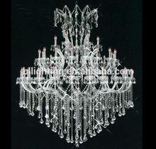 Club house big decorative kristall kronleuchter