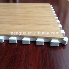sound proof bamboo flooring