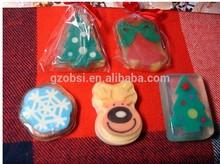 OBSI Kriss Kringle handmade soap christmas decorations