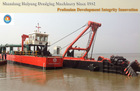 Low price dredger ship for sale