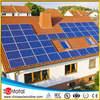 Guangzhou Customization 110v-240v 10kw solar panel system whole package
