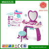 Newest funny educational plastic dressing table toy for kids with EN71 62115 (27 pcs )