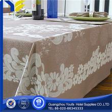 Lace Fabric new style multiuse top quality taffeta fabric for coffee table cloth